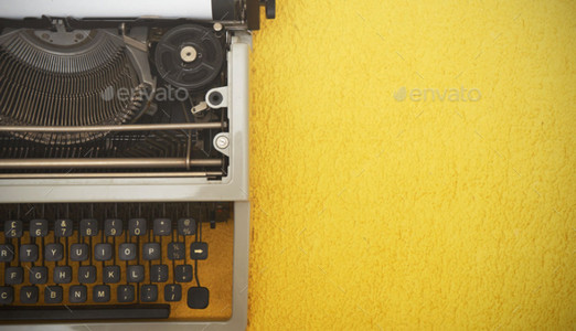 Фон Визитка печатная машинка