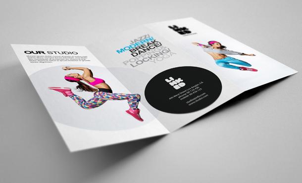 Дизайн буклетов и лифлетов