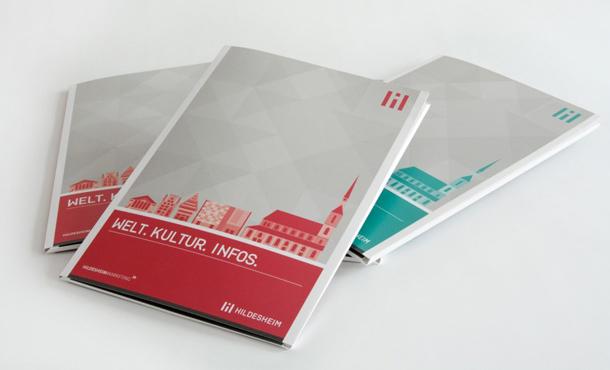 Дизайн фирменных папок